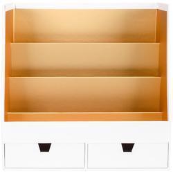 Desktop White Organizer - 2