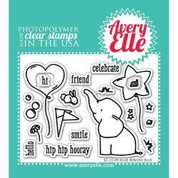 Ellie Clear Stamp Set - 2