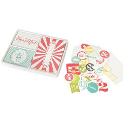 Embossed Value Kit - 2