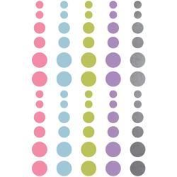 Enchanted Enamel Dots Embellishments - 2