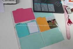 Envelope Punch board - 2