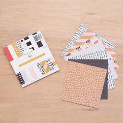 "Everyday Paper Pad 6""x6"" 36 pkg - 2"