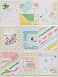 "Felicity Paper Collection Pack 6""x6"" - 2"