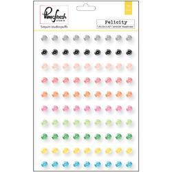 Felicity Puffs Sequin Stickers - 2