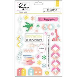 Felicity Puffs Stickers - 2