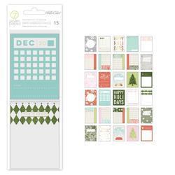 """Felix Journaling Cards 4""""x3"""" - 2"""