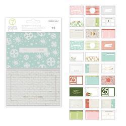 """Felix Journaling Cards 4""""x6"""" - 2"""
