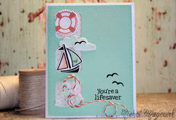 Float My Boat Clear Stamps - 2
