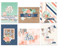 FUSEables Jen Hadfield Cards & Envelopes Kit 10 pkg - 2