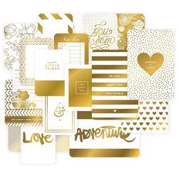Golden Specialty Themed Cards 40pkg - 2