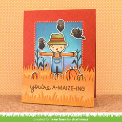Happy Harvest Clear Stamps - 2