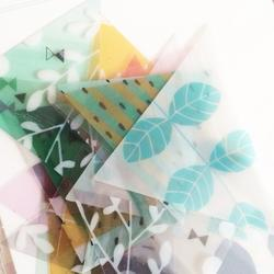 Happy Things Acetate Triangles Die-Cuts 20 pkg - 2