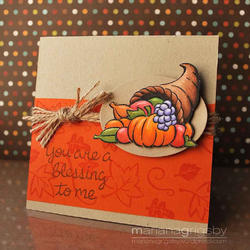 Harvest Season Clear Stamps - 2