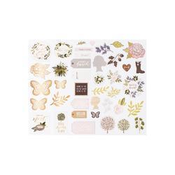 Heart Of Home Ephemera Cardstock Die-Cuts 40/Pk - 2
