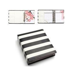 Hello Beautiful Black & White Memory Binder - 2