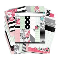 "Hello Beautiful Paper Pad 12""x12"" - 2"