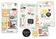 Hello Sunshine Chipboard Stickers Flip Pack 3 sheets - 2/2