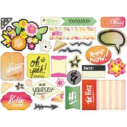 Highline Cardstock Die-Cuts & Transparencies - 2