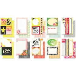 Highline Snippets Cardstock Cards 4x6 - 2