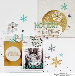 "Oh Joy Double-Sided Paper Pack 12""X12"" 16/Pkg - 2"