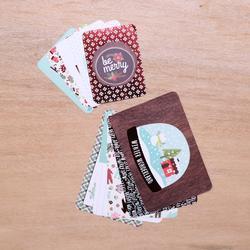 Holly Jolly Value Kit wRed Foil  100/Pkg - 2