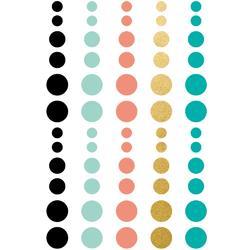 I Am Enamel Dots Embellishments - 2