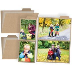 Sn@p! Photo Booklets w/4 Pocket Pages 2/Pk - 2