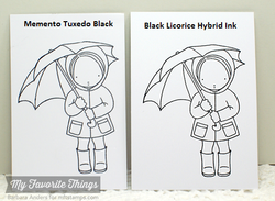 Black Licorice Hybrid Ink Pad - 2