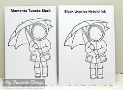 Black Licorice Hybrid Ink Pad - 2