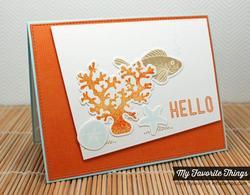 Orange Fizz Hybrid Ink Pad - 2