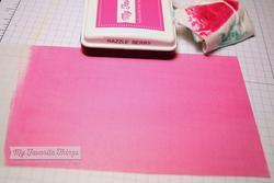 Razzle Berry Hybrid Ink Pad - 2