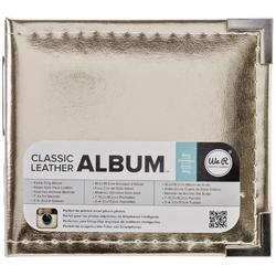 "Instagram Classic Leather Album 4""x4"" Ring – Gold - 2"