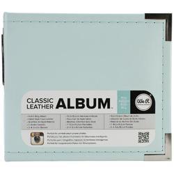 """Instagram Classic Leather Album 4""""x4"""" Ring – Mint - 2"""