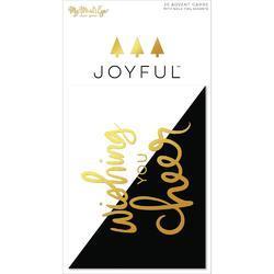 Joyful Double-Sided Journal Cards 24/Pk - 2