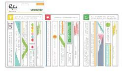 Life Noted Washi Tape Stickers - 2