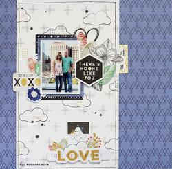 """Escape The Ordinary Double-Sided Paper Pack 12""""X12"""" 16/Pkg - 2"""