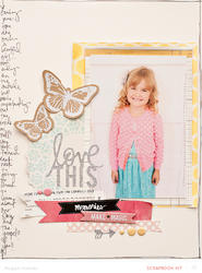Love Silver Mixed Media Glitter Stickers - 2