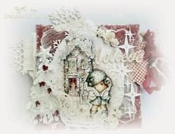 Magnolia - Snowy Cottage - 2