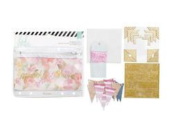 Memory Binder Flea Market Sparkle & Shine Pouch Kit 39 pcs - 2