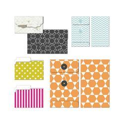 Me.ology Patterned Envelopes & Folders 6 pkg - 2