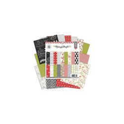 "Merry & Bright Paper Pad 6""x6"" 36 pkg - 2"