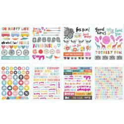 Oh Happy Life Sticker Book 8 Pages - 2