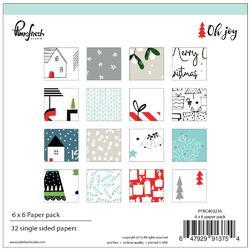 "Oh Joy Double-Sided Paper Pack 6""X6"" 32/Pkg - 2"