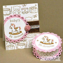 Pa-Rum-Pa-Pum-Pum Clear Stamps - 2