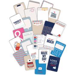 Pen Pals Pocket Cards 3x4 24pkg - 2