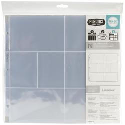 Plastové kapsy (10 ks) - Photo Sleeve Protectors WeR - 2