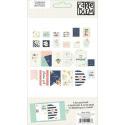 Posh Dashboards & Pocket Cards 24/Pkg - 2