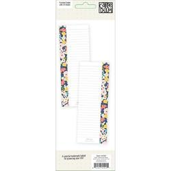 Posh Double-Sided Bookmark Tablet A5 24/Pkg - 2