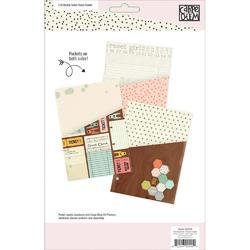 Reset Girl Double-Sided Pocket Inserts A5 3/Pkg - 2