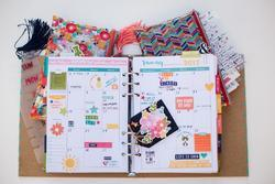 Day 2 Day Planner Washi Tape - Moments - 2